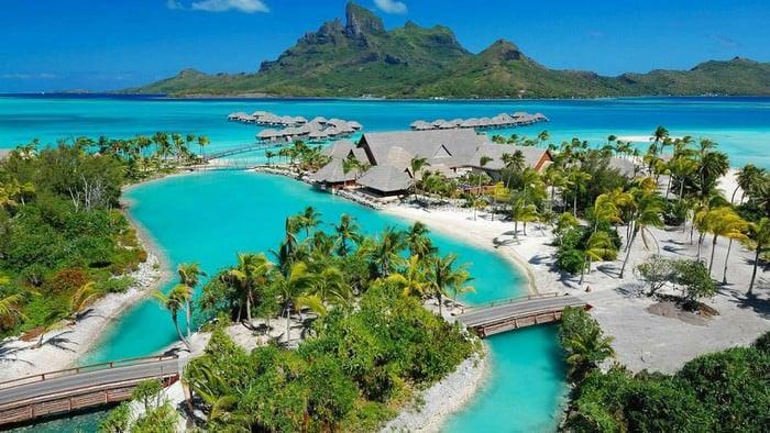 10 najbardziej niesamowitych miejsc na ziemi