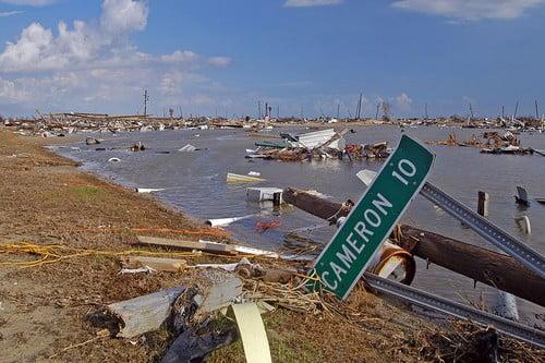 10 najbardziej niszczycielskich huraganów w historii USA