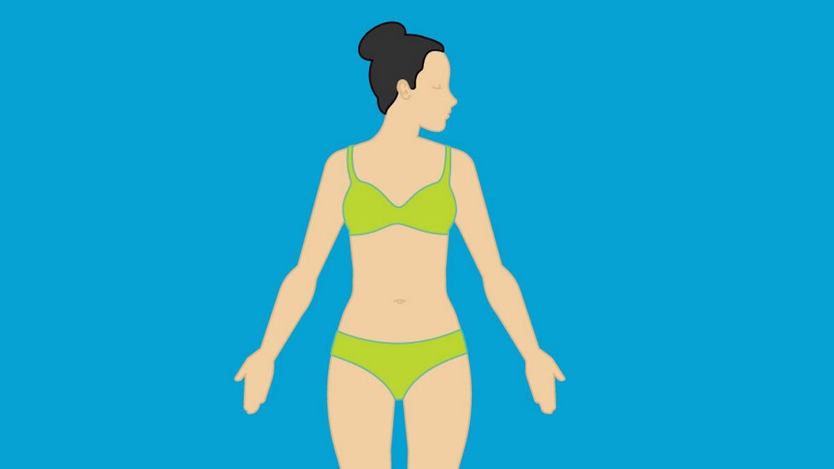 Ludzkie ciało. 15 ciekawych faktów na jego temat