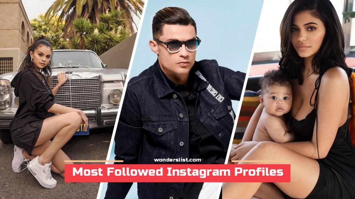 15 najczęściej obserwowanych profili na Instagramie