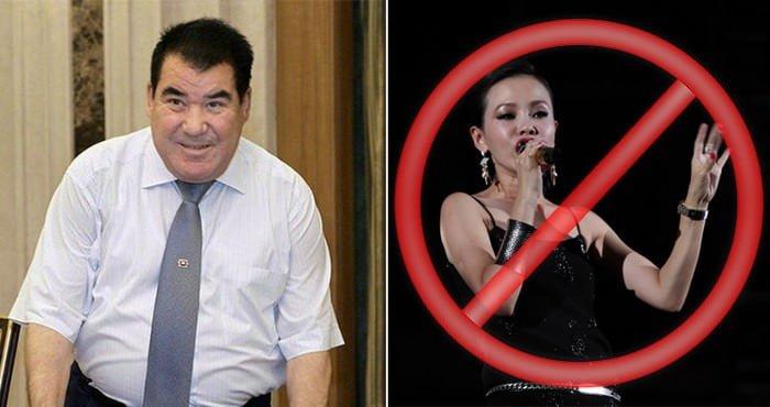 śmieszne zasady Turkmenistanu
