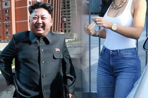 Korea Północna zakazane dżinsy