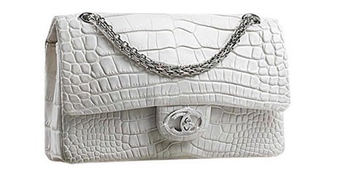 "Torebka Chanel ""Diamond Forever"" - 261 000 dolarów"