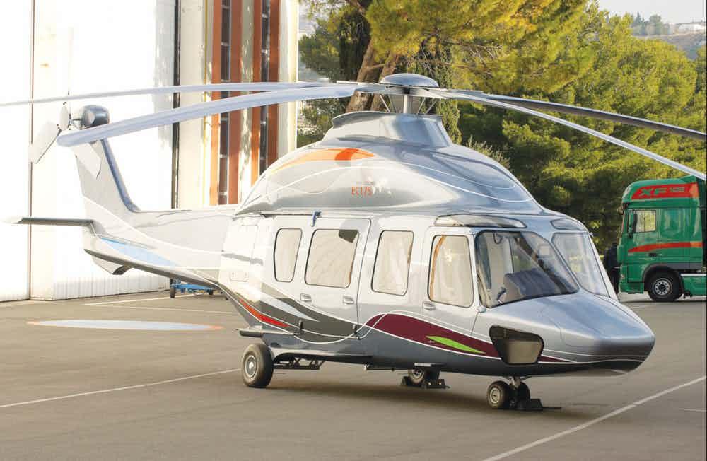 Najdroższe helikoptery