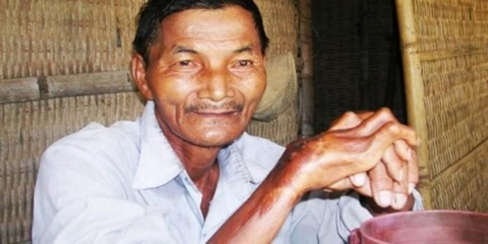 Thai Ngoc - bezsenny mężczyzna