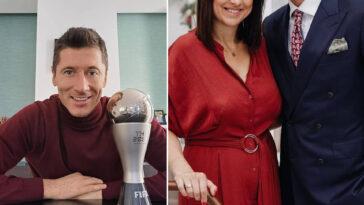Robert Lewandowski pokazał siostrę. Ale oni są do siebie podobni!