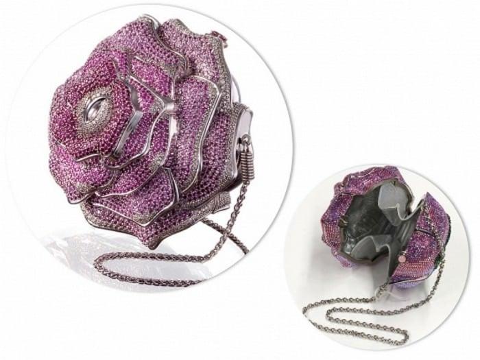 Judith Leiber Precious Rose Bag - 92000 $