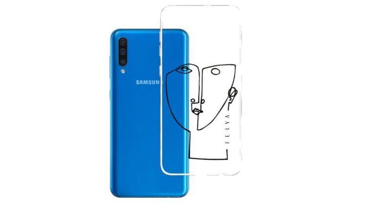 Zobacz jak zabezpieczyć Samsunga Galaxy A50