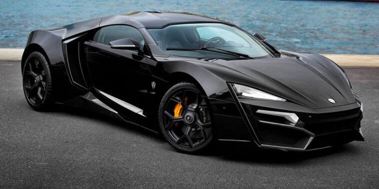 10 najdroższych samochodów na świecie w 2021 roku