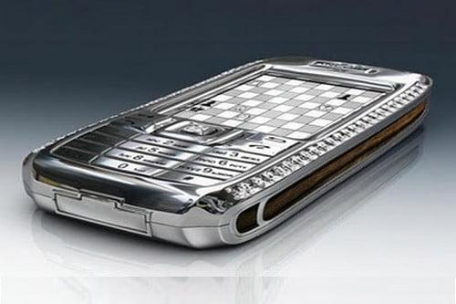 10 najdroższych telefonów komórkowych