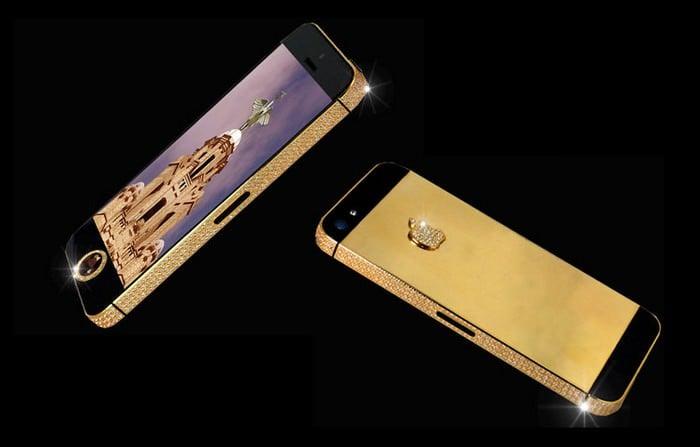 Black Diamond iPhone 5 - 15,3 miliona dolarów
