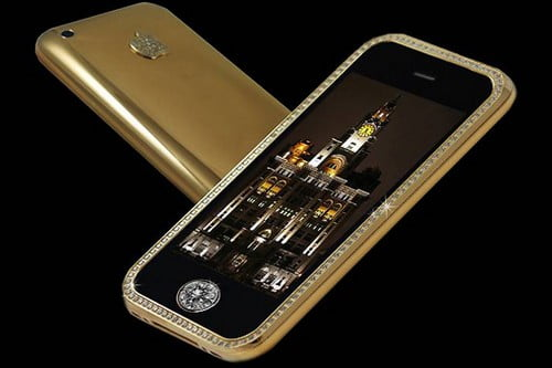 Supreme Goldstriker iPhone 3G 32 GB - 3,2 miliona dolarów