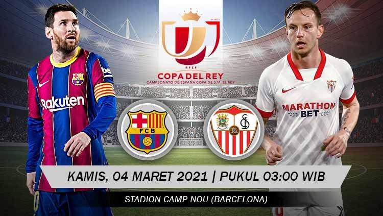 Zapowiedź Barcelona – Sevilla: Chcę wrócić do Copa del Rey
