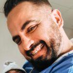 Agustin Egurrola pokazał zdjęcia z porodówki i zdradził imię chłopca.