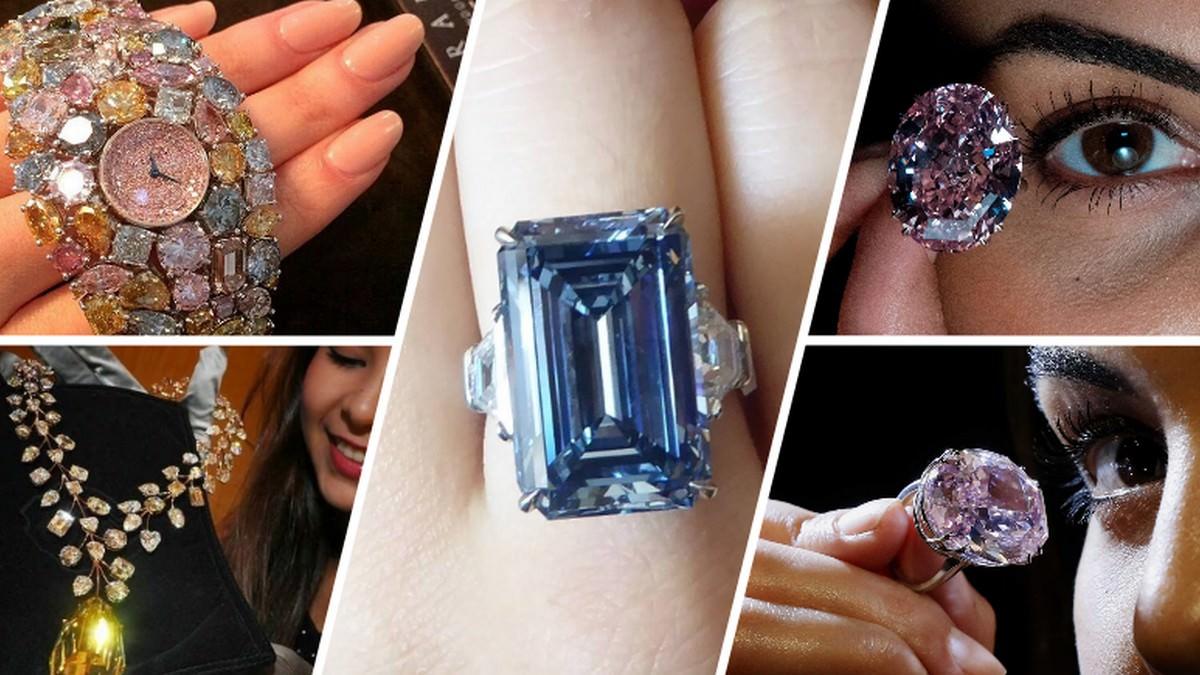 Top 10 najdroższych biżuterii na świecie