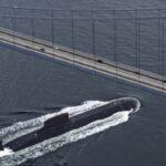 Największy okręt podwodny świata idzie na złom